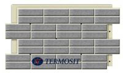 Фасадная термопанель Termosit 1