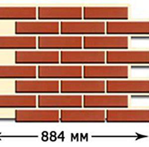 Фасадная термопанель Regent Рядовая