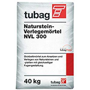 Раствор для укладки природного камня NVL 300 Tubag