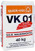 Цветной VK 01 V.O.R. Quick-mix