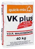 Специальный цветной VK plus V.O.R. Quick-mix