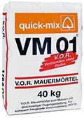 Цветной VM 01 V.O.R. Quick-mix