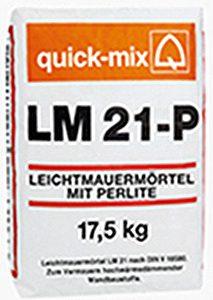 Теплоизоляциолнный LM 21-P Quick-mix