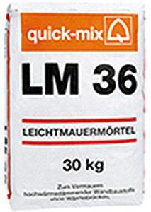 Теплоизоляциолнный LM 36 Quick-mix