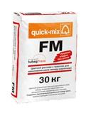Цветной раствор с трассом для заполнения швов FM Quick-mix