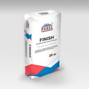 Perel. Супербелая финишная FINISH